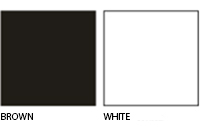 Canopy Frame Color Selections