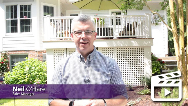 Defining Your Outdoor Room with Trex Pergola Infratec MinkaAire